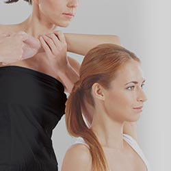Thai Style Head Neck and Shoulder Massage